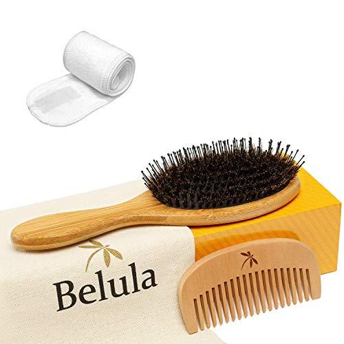 Detangling Boar Bristle Hair