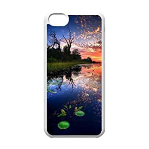 Protection Cover Hard Case Of Sunset Cell phone Case For Iphone 5C