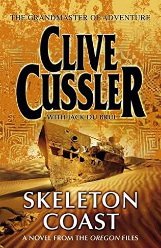 book cover of Skeleton Coast