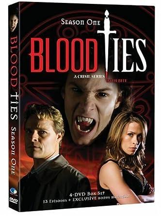 Amazoncom Blood Ties Season 1 Christina Cox Kyle Schmid