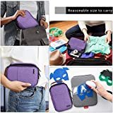 Luxja Double-Layer Carrying Case Compatible with