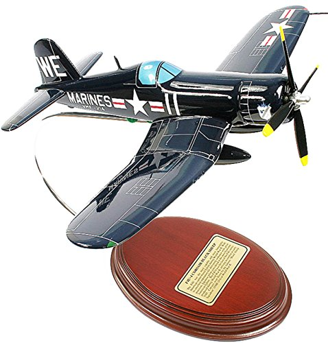 Mastercraft Collection Vought F4U4 Corsair Black Sheep Model Scale:1/41 (F4u Corsair Vought Aircraft Wwii)