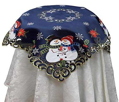 (Creative Linens Holiday Christmas Tablecloth 33