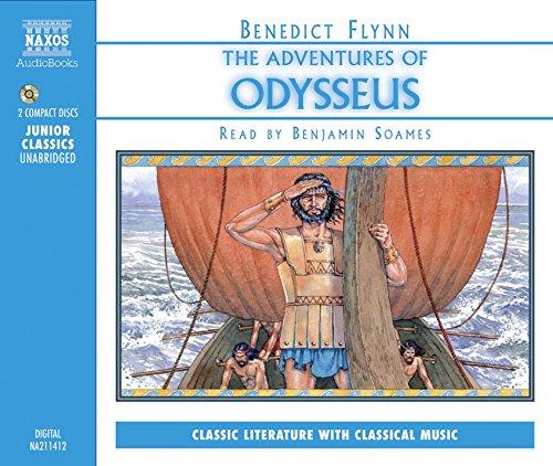 Adventures of Odysseus (Classic Literature with Classical Music)