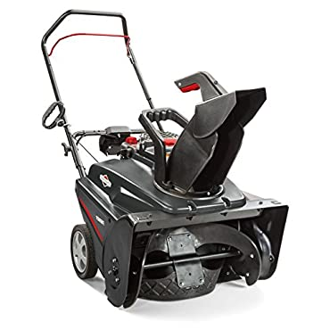 Briggs & Stratton 22 Single Stage Snow Thrower with 208cc 950 Snow Series Engine and Electric Start (1696715)