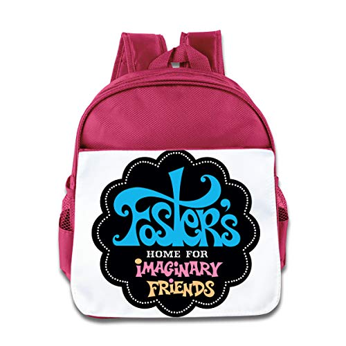 Silence Foster's Home For Imaginary Friends Children Schoolbag Bag One Size -