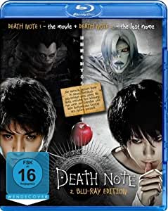 Death Note/Death Note-The Last Name [Alemania] [Blu-ray]