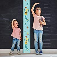 Growth Chart Height Growth Chart to Measure Baby, Child, Grandchild Kids Ruler Height Measure Chart Wall Decoration Growth Ruler Gift