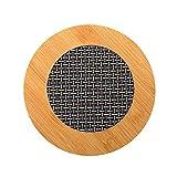 Matthew00Felix Cartoon Mesh Bamboo Table Mat Insulation Pad