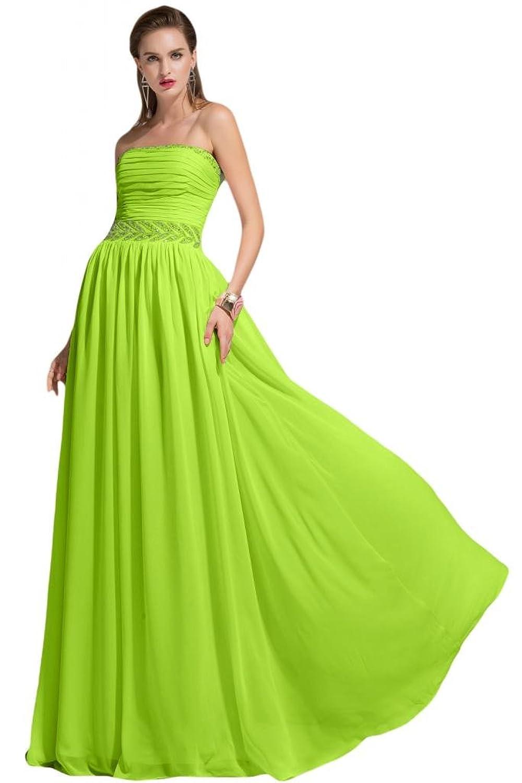 Sunvary Black Strapless Taffeta Prom Dresses Formal Dresses for Evening Party