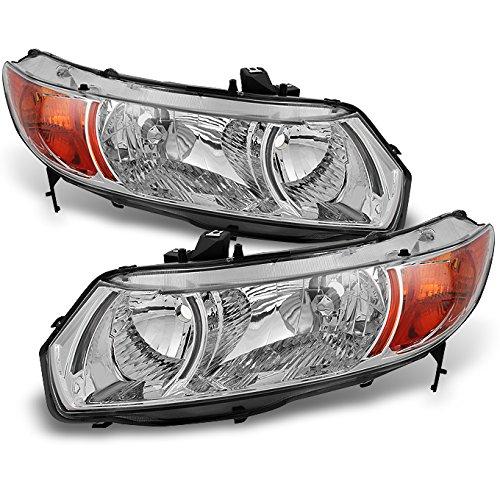 06 civic coupe headlights - 1
