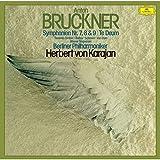 ブルックナー:交響曲第7番~9番、テ・デウム