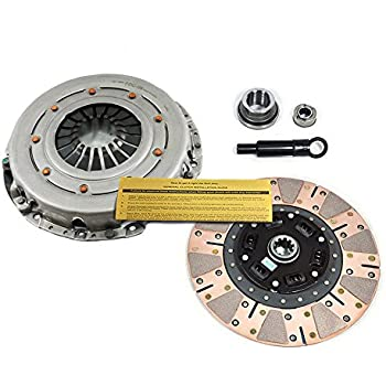 VALEO KING COBRA DUAL-FRICTION HD CLUTCH KIT 86-95 FORD MUSTANG GT 5.0L 302