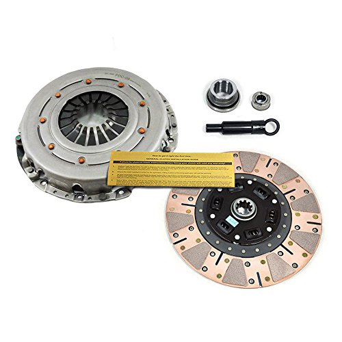 VALEO KING COBRA DUAL-FRICTION HD CLUTCH KIT 86-95 FORD MUSTANG GT 5.0L (King Cobra Clutch)
