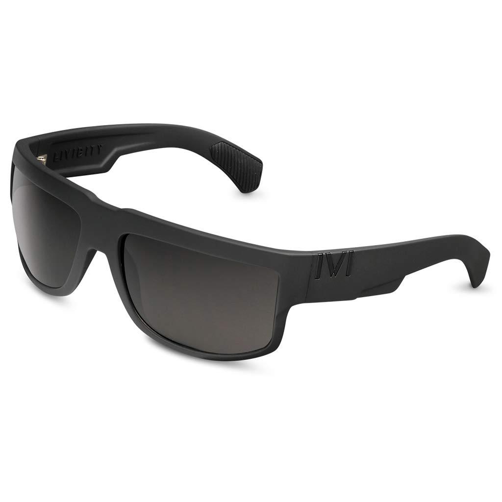 730da3bbfd19 Amazon.com  IVI Lividity Sunglasses - IVI Men s Authentic Eyewear - Classic  Tortoise Green-Grey   One Size Fits All  Clothing