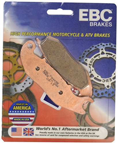 EBC Brakes FA465R R Series Sintered Disc Brake Pad ()