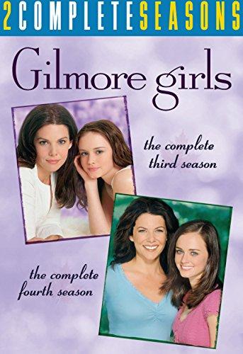 Gilmore Girls: The Complete Seasons 3&4 (2-Pack/Back-to-Back/DVD) (Gilmore Girls Dvd)