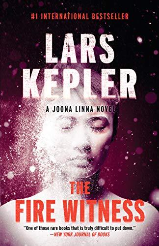 Image of The Fire Witness: A novel (Joona Linna)