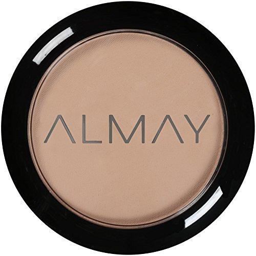 Almay Smart Shade Skin Tone Matching Pressed Powder, Light/Medium [200] 0.20 (Matte Oily Skin Pressed Powder)