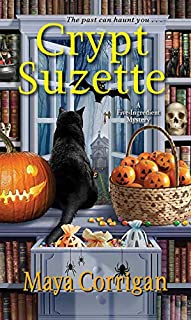 Book Cover: Crypt Suzette