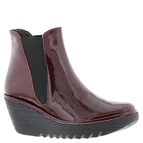 FLY London Yoss Womens Boot 36 M EU Red u5e2S4