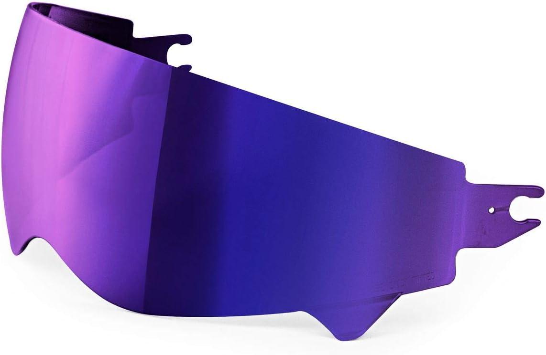 Scorpion Covert//Covert X Sunvisor Blue Mirrored