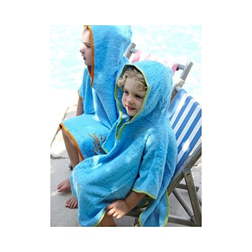 Cuddledry Supersoft Bamboo Swim Poncho - Pack of 2 by Cuddledry®