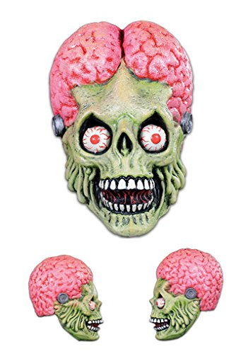 Adult size Mars Attacks - Drone Martian Full Head Mask - Trick or Treat Studios -