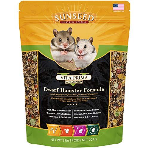 Sunseed Company Vita Prima Dwarf Hamster Formula