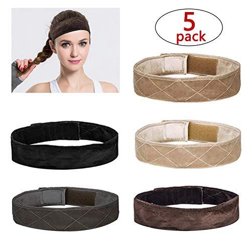 Pack Bands Flexible Velvet Headband