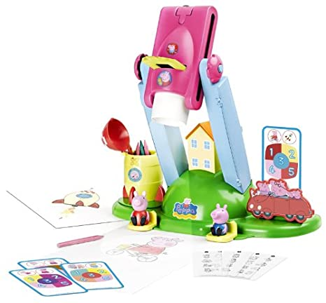 Pepa Pig - Proyector (Famosa 700010567): Amazon.es: Juguetes y juegos
