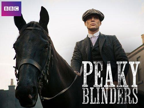 Is peaky blinders free on amazon prime