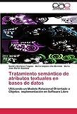 Tratamiento Semántico de Atributos Textuales en Bases de Datos, Sandro Martínez Folgoso and María Amparo Vila Miranda, 3844344195