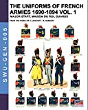 The uniforms of French armies 1690-1894