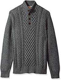 Arrow Men's American Heritage Cable Knit Sweater