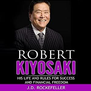 Robert Kiyosaki Audiobook