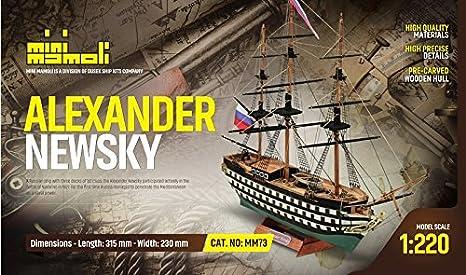 Barca Serie Newsky Kit Alexander Mamoli Modello Mini cqRj5A3L4