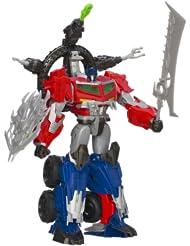 (牛货)变形金刚之擎天柱Transformers Beast Hunters Optimus Prime 标准版$23.99
