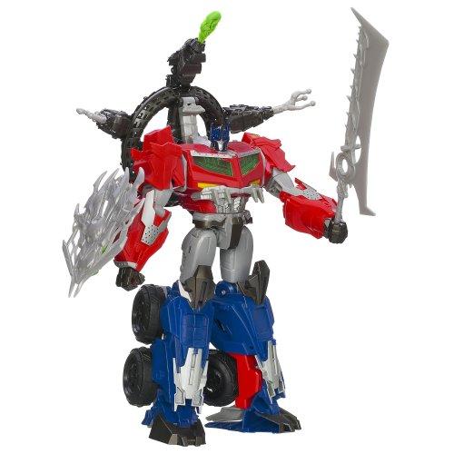 Transformers Beast Hunters Optimus Prime Action Figure (Transformers Prime Toys Optimus Prime Beast Hunters)