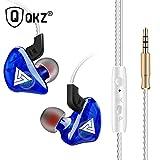 QKZ CK5 Noise Cancelling HiFi Fone de ouvido