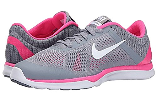 Nike In-season Tr 5 Stealth / Roze Pow / Cool Grijs / Witte Dames Cross Training Schoenen