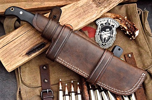 CFK Cutlery Company USA Custom Handmade D2 Tool Steel BATTLE
