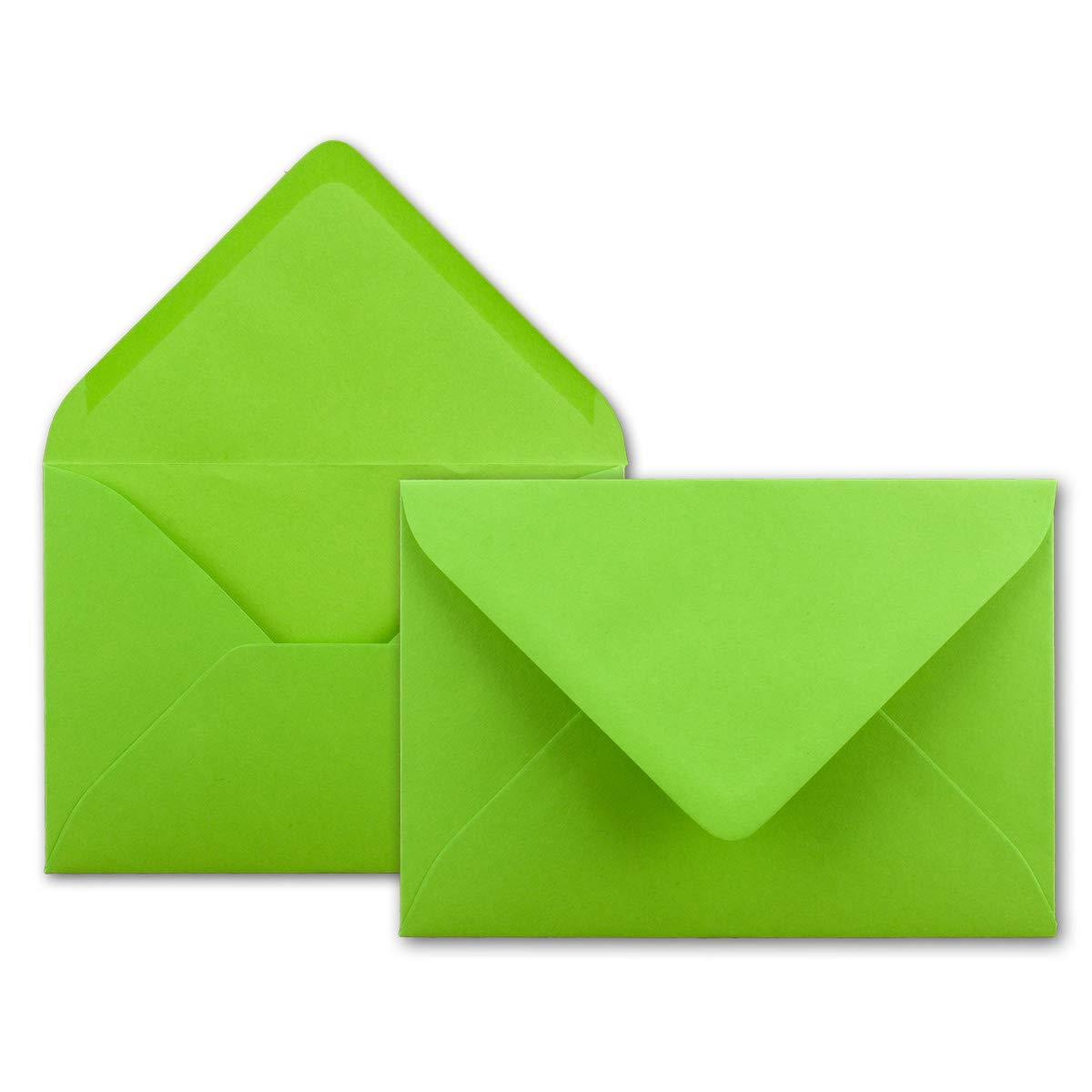 22,0 x 15,4 cm 120 g//m/² Nassklebung Post-Umschl/äge ohne Fenster ideal f/ür Weihnachten Gru/ßkarten Einladungen 50 DIN C5 Briefumschl/äge hoch-weiss