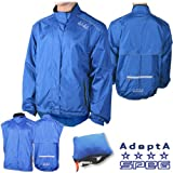 SPEG 'AdaptA Mk2' Red or Blue Cycling Cycle Jacket / Gilet Mens Womens Teenagers