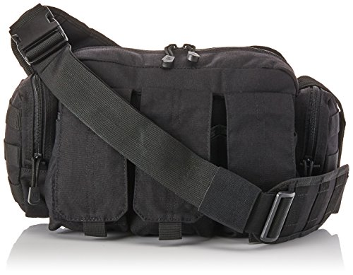 - 5.11 Tactical Bail Out Bag Molle Ammo Magazine Carrier Pack for Responders, Style 56026