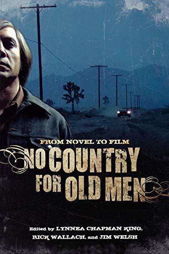 no country for old men novel - 2
