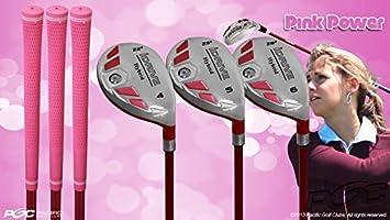 Petite de la mujer iDrive palos de golf todos los señoras ...