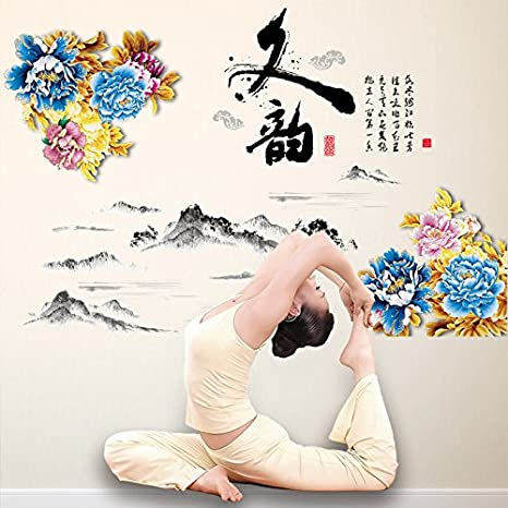 Wall Sticker ZOZOSO Wall Stickers Chinese Style Chinese ...