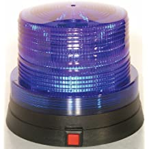 LED Police Light Beacon Strobe Party, Red