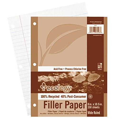 Ecology Filler Paper - TableTop King 3203 Ecology 8